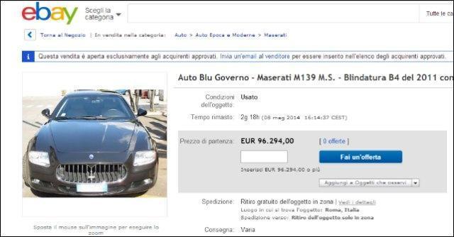 Maserati Governo