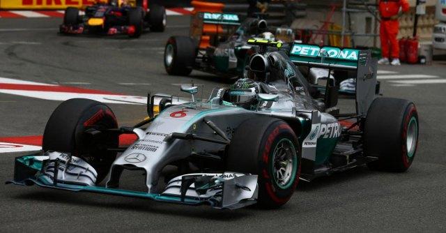 Formula 1, Gran Premio di Monaco: regnano le Mercedes. Alonso quarto