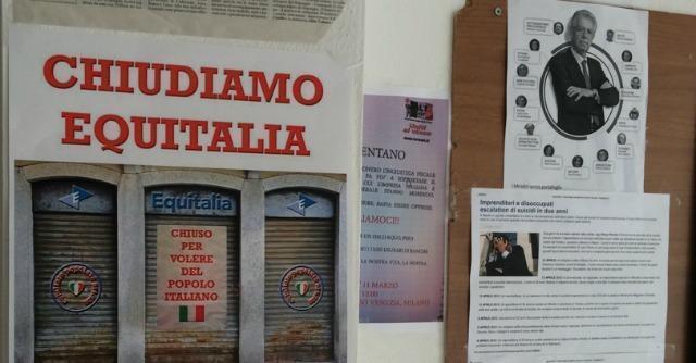 """Varese, debito con Equitalia e apre """"Museo della crisi"""": """"Suicidio? La vita vale di più"""""""
