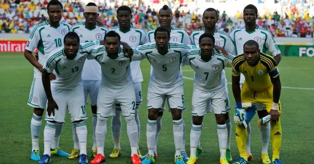 Mondiali 2014 - Nazionale Nigeria
