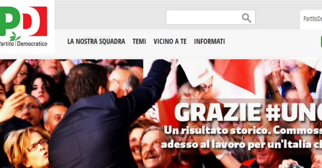 Elezioni 2014 - Renzi