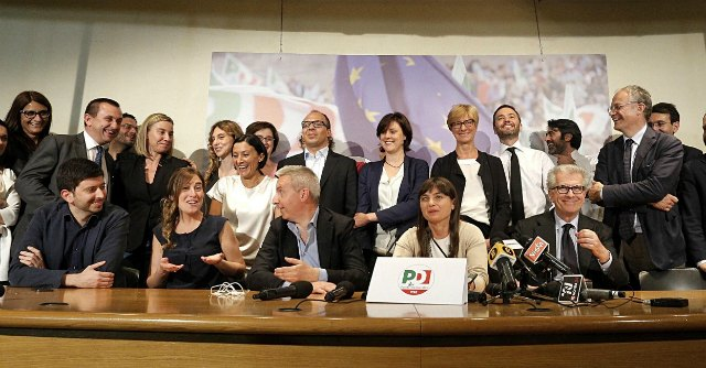"Europee 2014 – Bersaniani, dalemiani, turchi: nel Pd ora tutti sul ""cargo"" di Renzi"