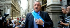 Firme false, chiesti 5 anni e 8 mesiper  presidente Provincia di Milano Podest�