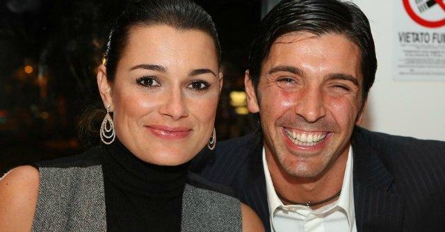 """Buffon: """"Io e Seredova separati. Vorrei che coi miei figli venisse ai Mondiali in Brasile"""""""