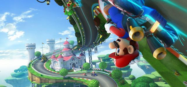 Mario Kart 8 arriva su Wii U, Nintendo cerca il rilancio della console