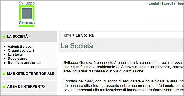 "Genova, ""piani sviluppo svelati a Coop"". Ingegnere chiama in causa vice-sindaco"