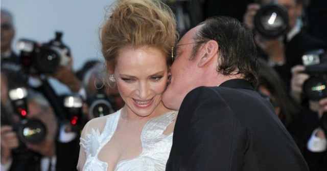 Uma Thurman e Quentin Tarantino, love story tra il regista di Pulp Fiction e l'attrice