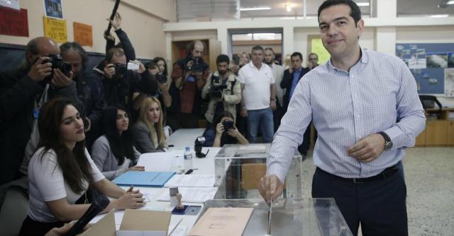 Elezioni Grecia, Syriza in testa ad Atene e nell'Attica: Tsipras supera il primo test