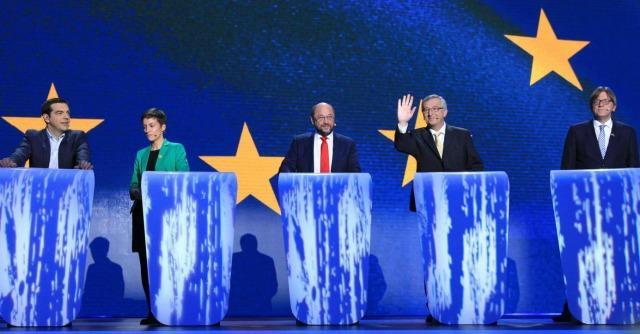 Elezioni europee 2014: una spilla e tante domande, nell'Italia a due facce