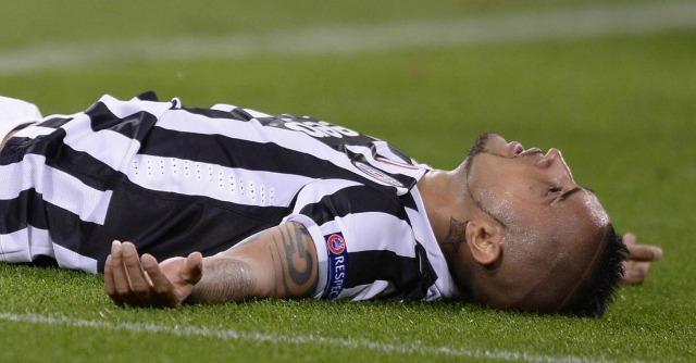 Europa League, Juventus-Benfica 0-0: niente finale per la squadra di Conte