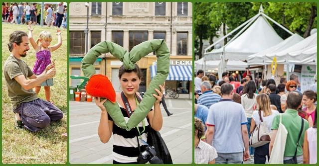 Festival Vegetariano di Gorizia 2014: ricco programma fra il borgo e il castello