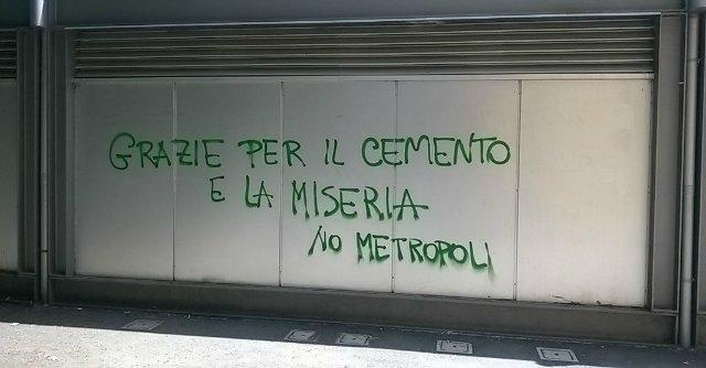 """Ustica, scritte al museo della memoria. Pd: """"Allarme vandali: è delinquenza politica"""""""