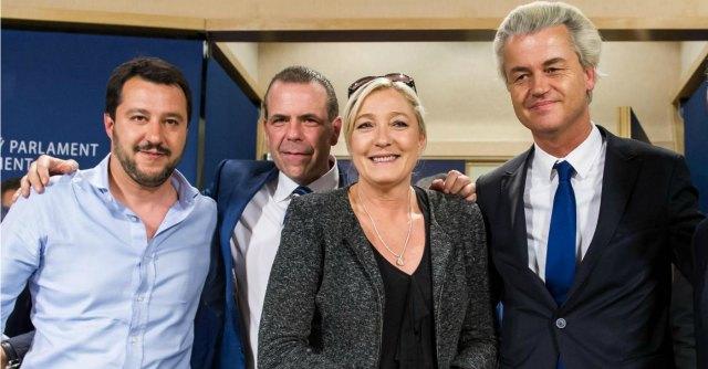 """Ue, Front National e Lega Nord non fanno il gruppo. Farage: """"Non verranno con noi"""""""