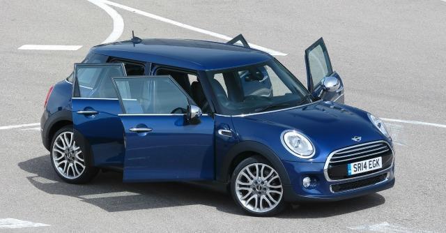 Mini Cooper 5 porte