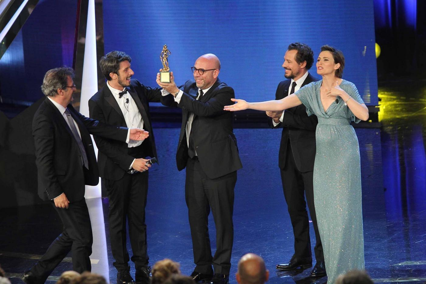 Cerimonia di premiazione dei David di Donatello 2014