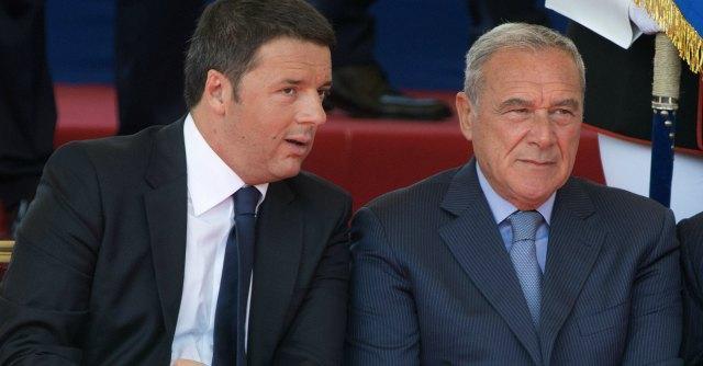 """Mose, Renzi: """"Responsabilità anche del Pd"""". Grasso: """"Decadenza per i corrotti"""""""