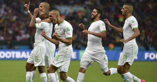 Nazionale Algeria