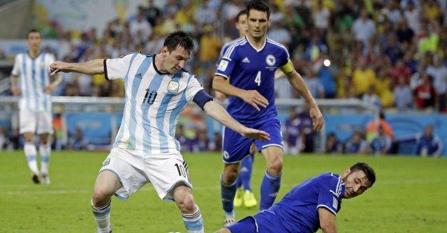 Mondiali 2014: la Bosnia non punge, Argentina buona la prima