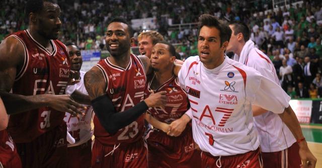 Armani Milano e poi il nulla: il basket italiano tra tagli di budget e sponsor in fuga