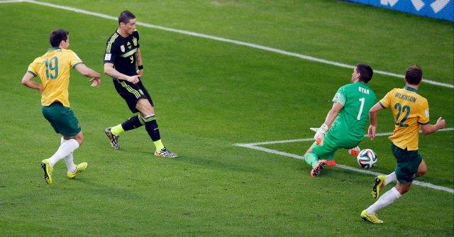 """Australia – Spagna: 0-3. A segno per le """"Furie rosse"""" Villa, Torres e Mata. Entrambe erano già eliminate"""