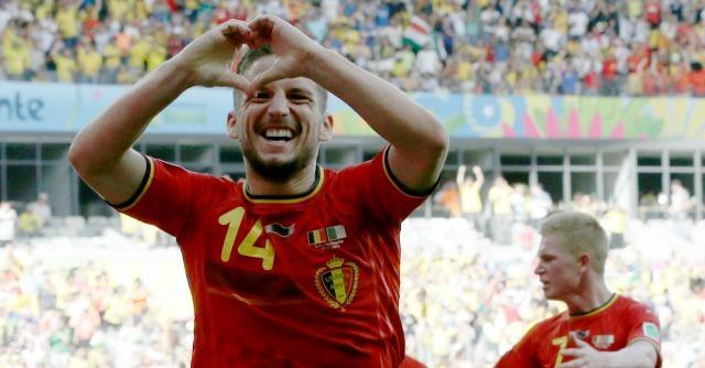 Belgio – Algeria 2-1: guarda la diretta