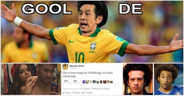 "Mondiale 2014, #BrasileCroazia, storify: ""Brasile come la Juve"" tormentone Twitter"
