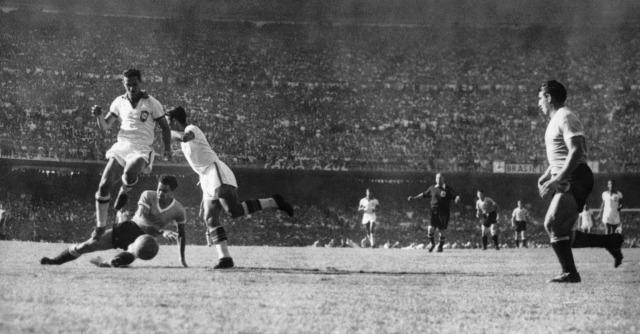 Mondiali 2014, quando nel '50 l'Uruguay fece piangere i 200mila del Maracanà