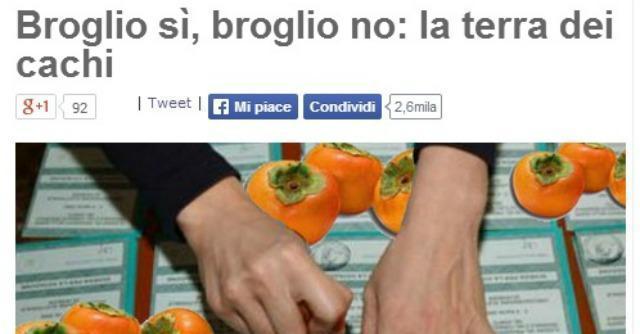 """Europee, il blog di Grillo evoca i brogli: """"Vigilare su amici e parenti degli scrutatori"""""""