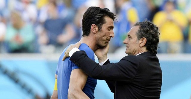 Italia – Uruguay: 0 a 1, azzurri fuori dai Mondiali. Decisiva la testata di Godin