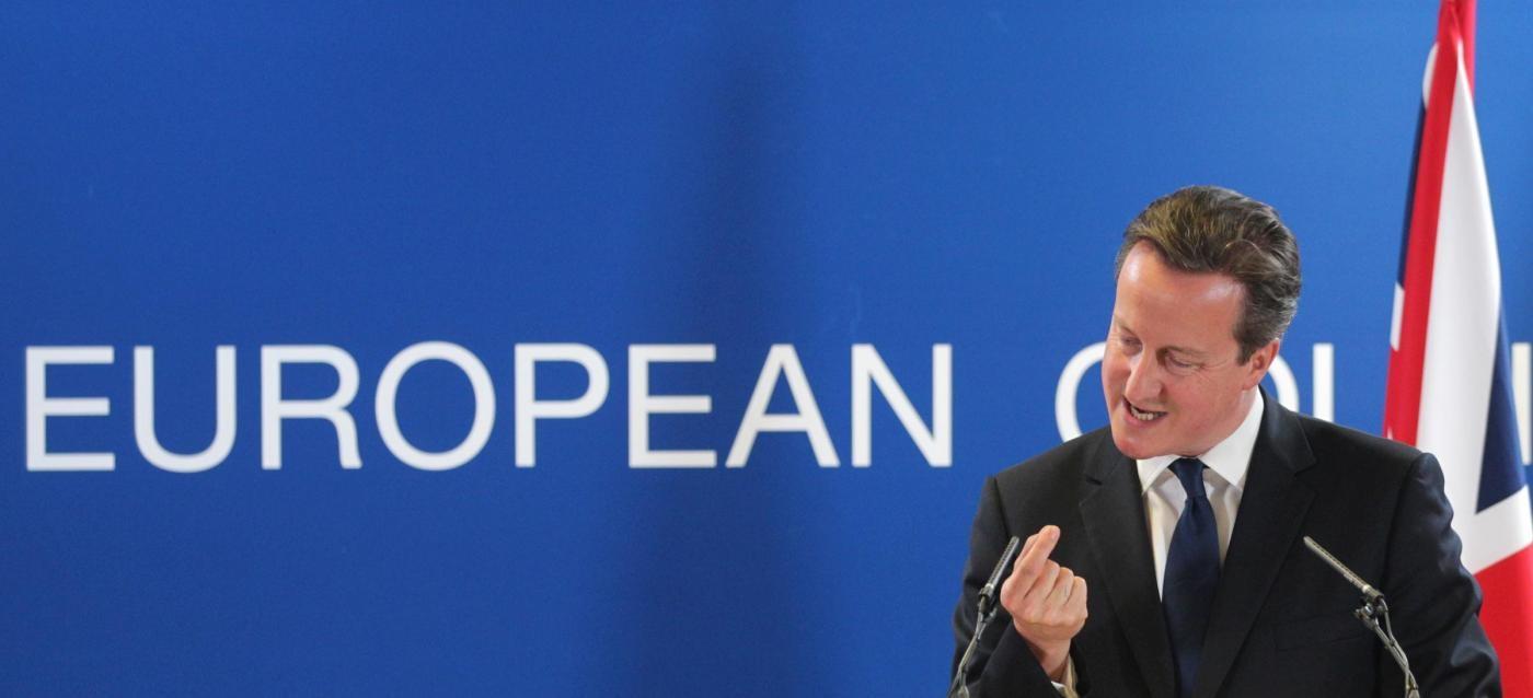 Ue: Cameron, Juncker e il futuro dell'Europa