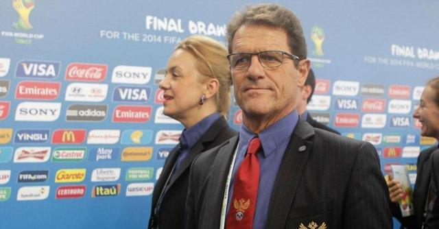 Mondiali 2014, è Fabio Capello il paperone dei ct. Terzo in classifica Cesare Prandelli