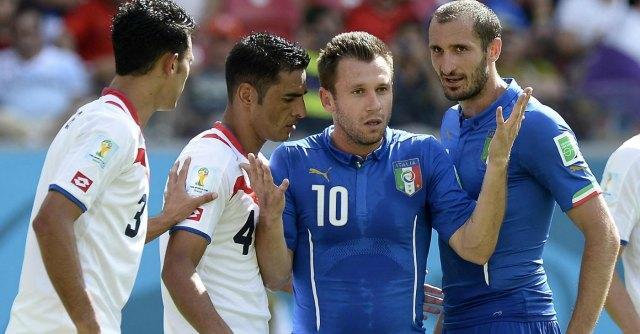 "Mondiali 2014, Cassano contro Buffon: ""Nell'unica partita vinta, Gigi non c'era"""