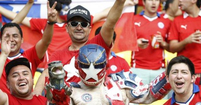 """Mondiali 2014, in Cile basta grigliate per festeggiare le vittorie: """"Inquinano"""""""