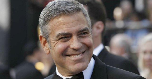 """California, media Usa: """"Clooney governatore per i democratici nel 2018"""""""