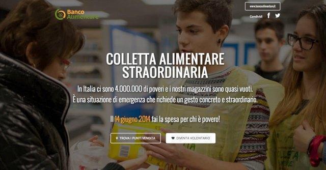 """Banco alimentare, colletta straordinaria: """"La crisi colpisce anche la carità"""""""