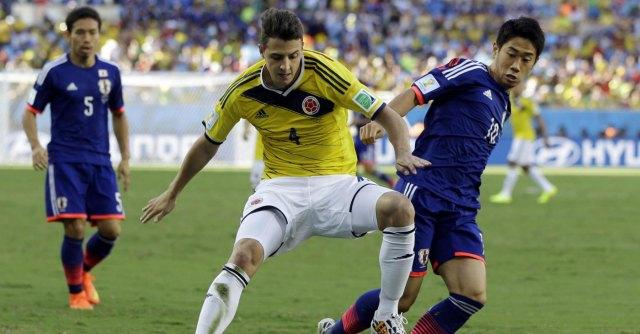 Giappone – Colombia: 1 a 4. Guarda la diretta
