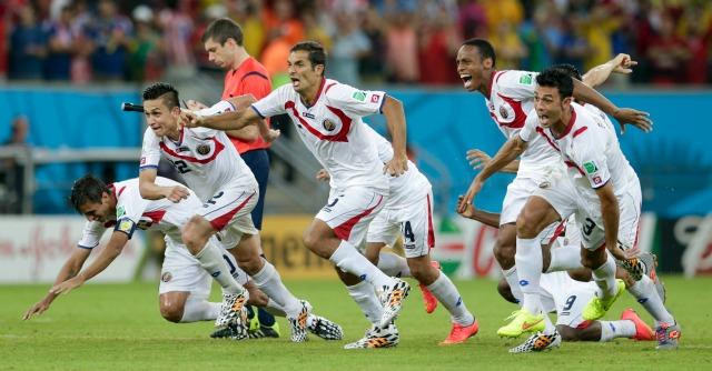 Costa Rica – Grecia, ottavi di finale: ellenici fuori tra le lacrime