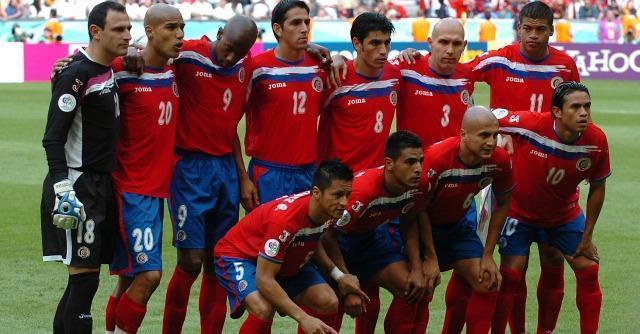 Mondiali 2014: ecco il Costarica, vaso di coccio tra Italia, Inghilterra e Uruguay