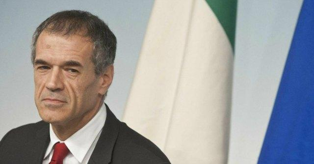 """Spending review, Cottarelli: """"Continuo a lavorare"""". Ecco il piano sulle partecipate"""