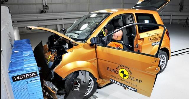 """Crash test su minicar, EuroNCAP lancia l'allarme: """"Non sono sicure"""""""