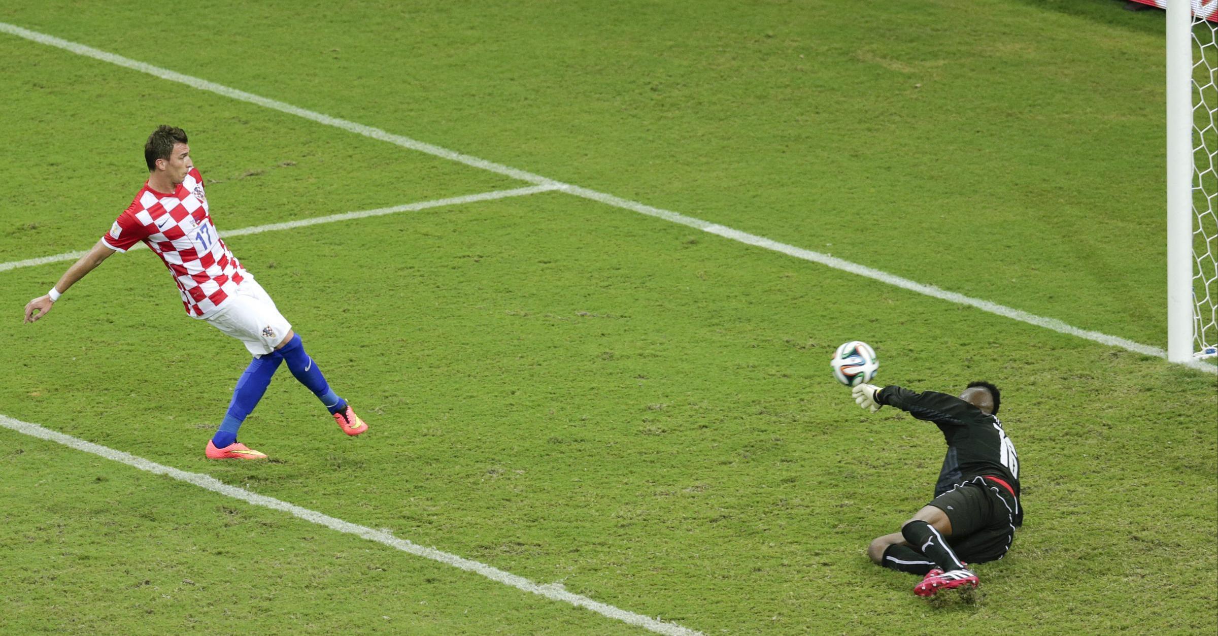 Croazia – Messico 1-3. I centroamericani agli ottavi