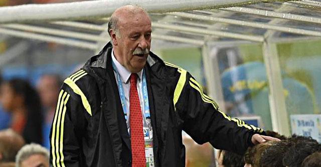 """Mondiali 2014, Del Bosque: """"Spagna, sconfitta meritata, Olanda superiore"""""""