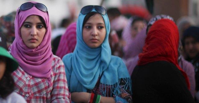 Donne Egitto