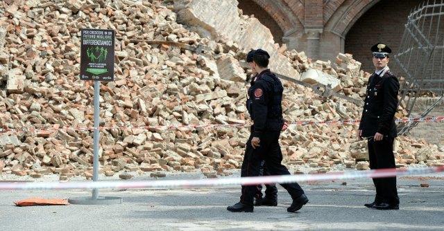 Terremoto, stop Inps agli ammortizzatori: l'azienda li anticipa ai lavoratori