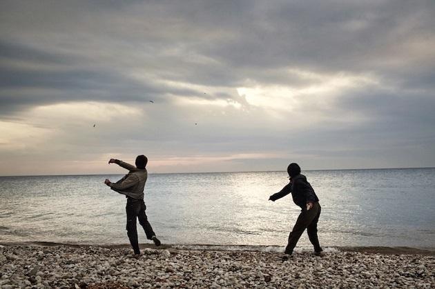 Fotografia: migranti, il sogno europeo di Alessandro Penso