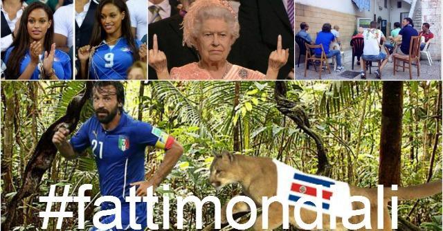 #Fattimondiali Italia-Costa Rica, la disfatta azzurra raccontata su Twitter