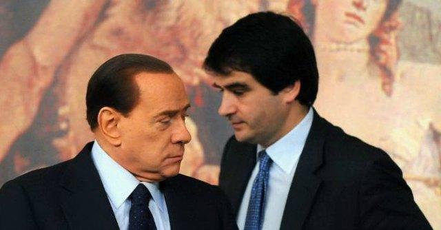Fitto e Berlusconi