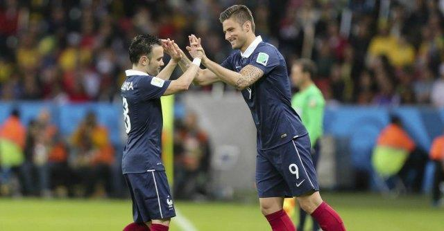 Francia-Honduras 3-0, tabellino e pagelle