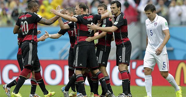 Germania – Algeria 2-1, la partita si sblocca con Schurrie ai tempi supplementari
