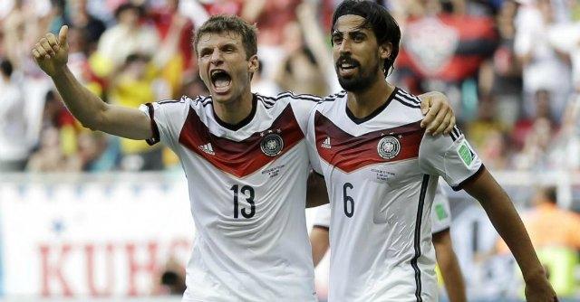 Mondiali Brasile 2014, gruppo G: Germania – Ghana finisce 2-2